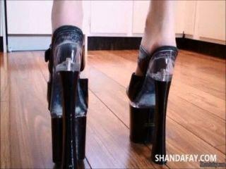 kanadische Füße und anal Creampie !? shanda fay!