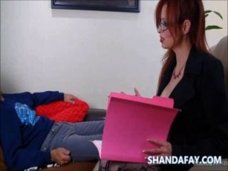 Pegging Sexualtherapie von shanda fay!