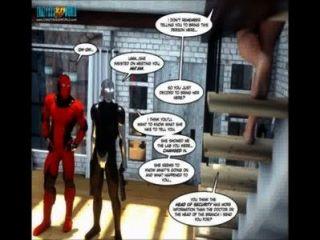 3D-Comic: vox populi. Folge 25