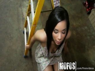 mofos - sexy latina brianna bella macht eine Sextape