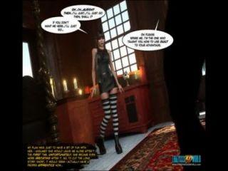 3D-Comic: Vermächtnis. Folge 18