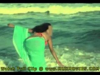 indian heiße Frau jina gefickt am Strand