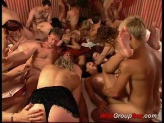 Deutsch groupsex Wochenende