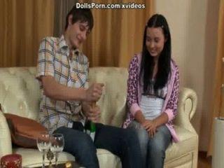 Amateur Anal-Sex beim ersten Date Szene 1