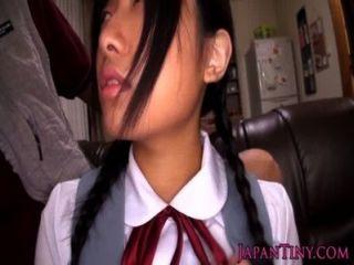 Japanisches Schul spritz liebt Spielzeug