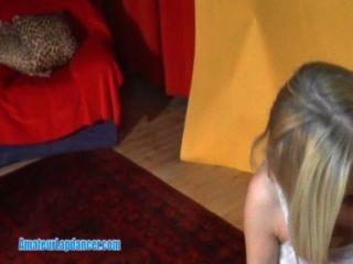 die schönsten blonde lapdances