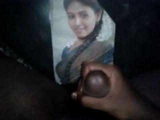 mein Sperma Tribut an meine süße indische heimelig Schauspielerin anjali