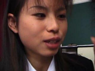 Niiyama Risa unzensierte japanischen bukkake Blasen