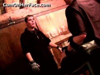 Shana Kickboxen COHF ganze Szene