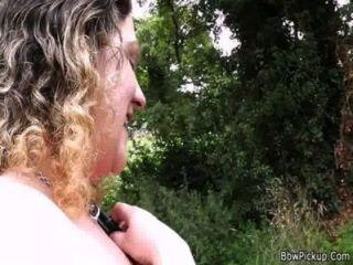 lockig bbw wird von einem Fremden verführt