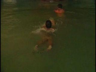 Budapest Pool der Begierde