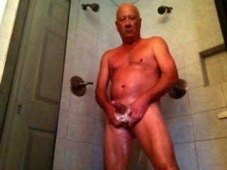 genießen meine Dusche Teil 1