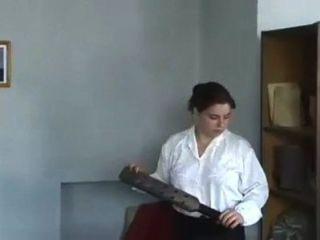 russische Sklaven 24 - schwere Prügel