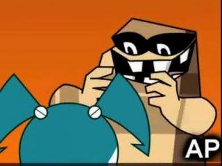 Teenager-Roboter Sex Parodie - Teenager-Roboter