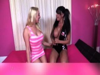 shebang.tv - kerry louise & victoria Sommer