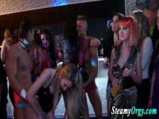 Party Jugendliche verlieren Kleidung