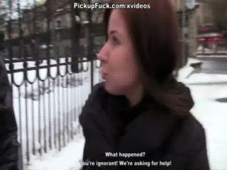Realität Porno-Video mit einer Sekretärin Szene 2