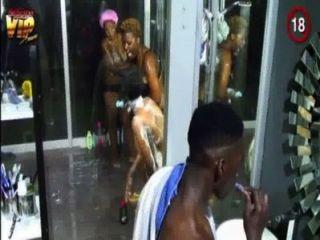 große Bruder Afrika Hotshots Dusche Stunden - goitse butterphly Einschnitts luis