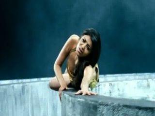 Kajal Aggarwal Boob-Show-Brüste schütteln Zeitlupe - hd
