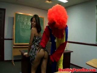 latina Schläge Clown