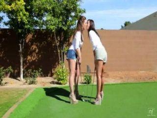nubile Filme - Lesben Liebhaber genießen süße Pussy Sahne