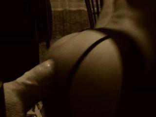 anal mit John Holmes großen Dildo