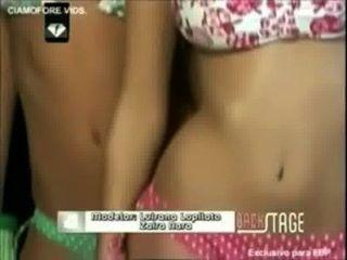 luisana Lopilato & Zaira Nara deftones - Beauty-Schule