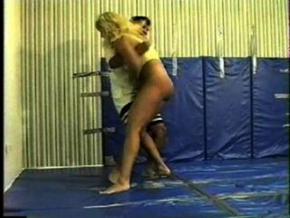 Flamingo Mixed Wrestling Freude vs John mw047-01