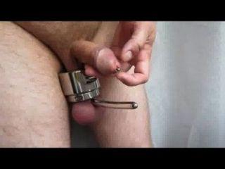 Transscrotal-Piercing