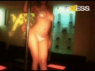 claudia Stripper, Tabledance