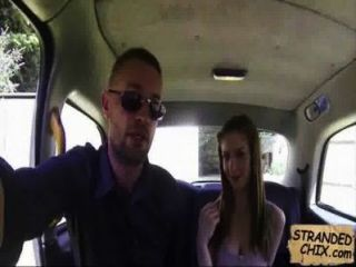 british Teen fickt Taxifahrer stella cox.2