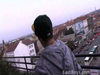 Wichsen in Prag