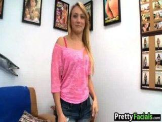 Riesenarsch weiß Mädchen Gesicht Film aj Applegate 1 2.1