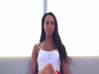 teanna süß Casting Film -pornhd.com-