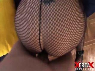 große anal pov mit atemberaubenden Blondine