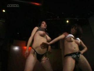 japanische erotische Reggae tanzen