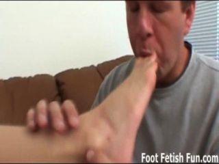 Ich möchte wirklich Sie einen schönen langen foot zu geben