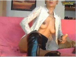 eine gute Zeit auf einer Webcam Show mit mit ... brunettealesya -4-