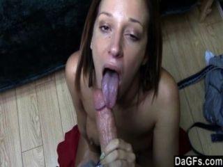 Hot vollbusige Schlampe will einen schnellen Sex mit mir