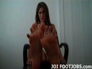 mögen Sie, wie ich für Sie meine Zehen wackeln?