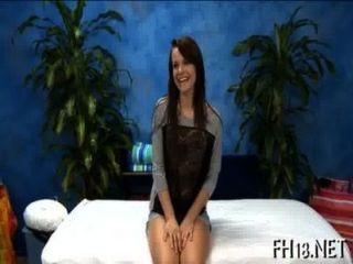 Diese sexy 18-jährige sexy Mädchen
