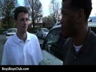 muskulösen schwarzen Homosexuell Jungen weiß Twinks hardcore 26 demütigt