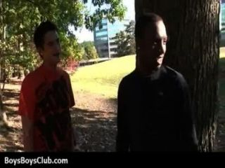 muskulösen schwarzen Homosexuell Jungen weiß Twinks hardcore 13 demütigt