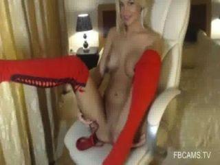niedlich Webcam Mädchen mit großen Titten fingert sich besuchen - fbcams. tv