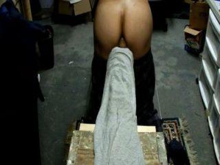 anal spielen im Keller