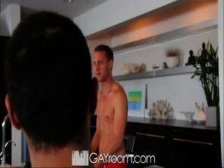 hd - gayroom sexy zwischen verschiedenen Rassen Paare ficken hart