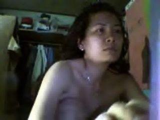 [Nam] amatuer Mädchen zeigen cam