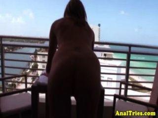 blonde analsex gf fickt und saugt