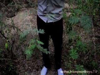 schwarzen Schwanz Armano tito aus hammerboys tv