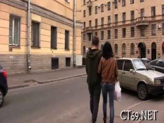 heißen Sex mit einem geilen Küken